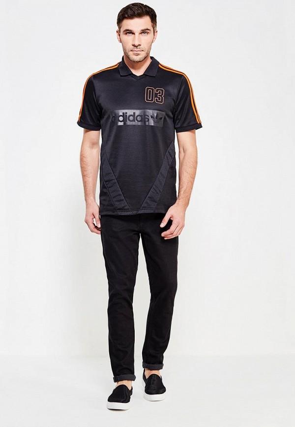 Спортивная футболка Adidas Originals (Адидас Ориджиналс) AJ7885: изображение 3
