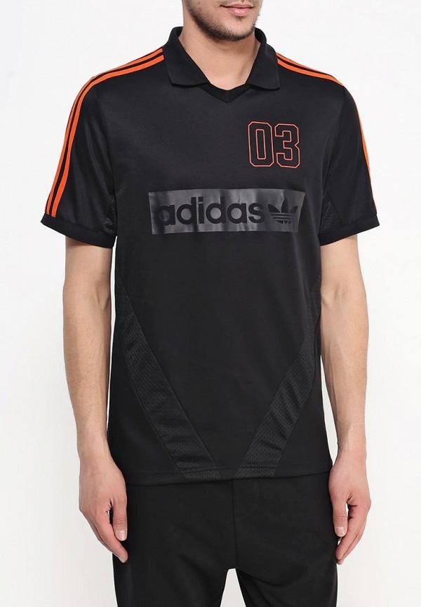 Спортивная футболка Adidas Originals (Адидас Ориджиналс) AJ7885: изображение 4