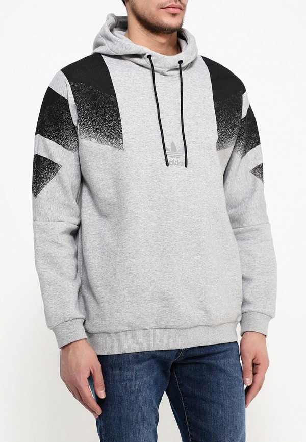 Мужские худи Adidas Originals (Адидас Ориджиналс) AJ7890: изображение 3