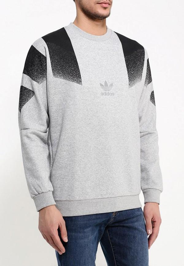 Толстовка Adidas Originals (Адидас Ориджиналс) AJ7891: изображение 3