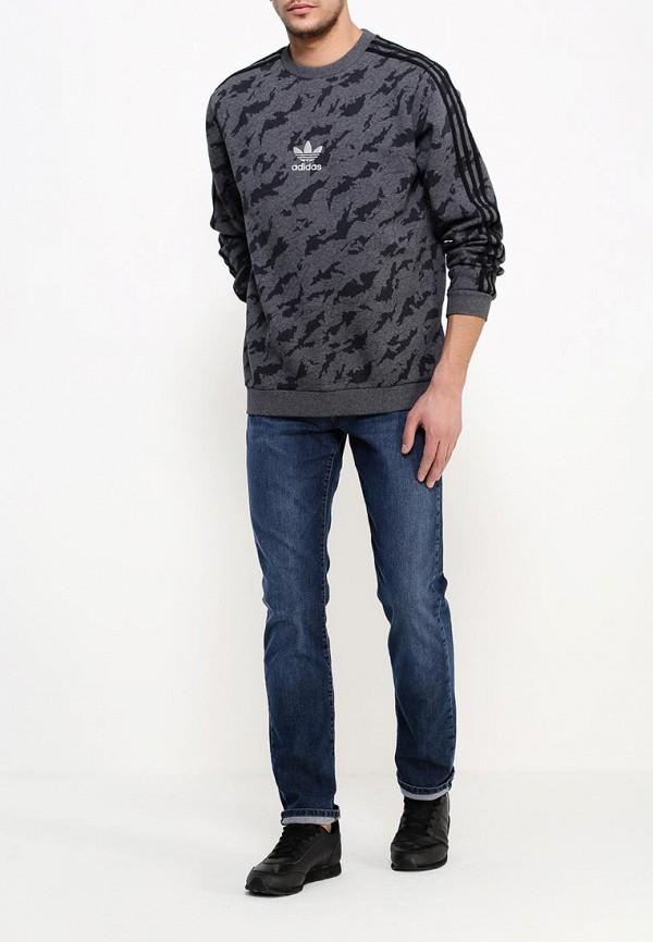 Толстовка Adidas Originals (Адидас Ориджиналс) AJ7902: изображение 2
