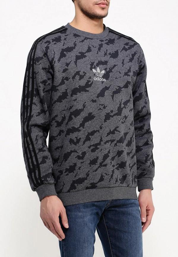 Толстовка Adidas Originals (Адидас Ориджиналс) AJ7902: изображение 3