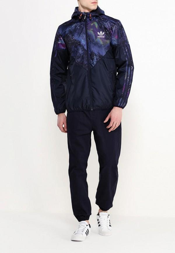 Мужские повседневные брюки Adidas Originals (Адидас Ориджиналс) AJ8082: изображение 2