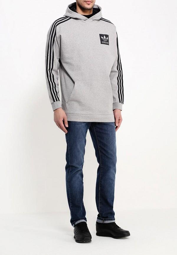 Мужские худи Adidas Originals (Адидас Ориджиналс) AJ8091: изображение 2