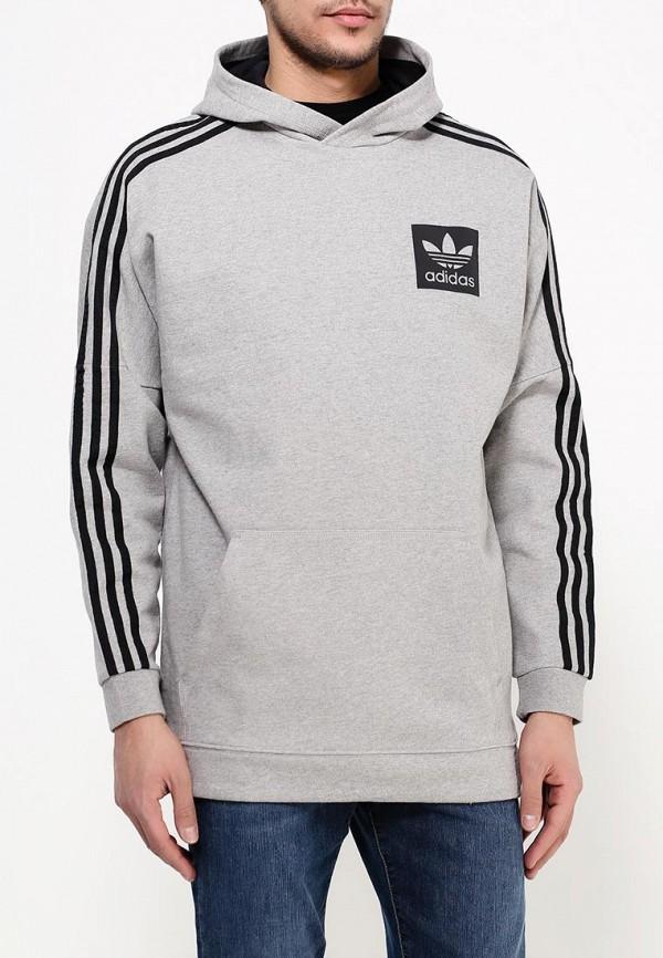 Мужские худи Adidas Originals (Адидас Ориджиналс) AJ8091: изображение 3