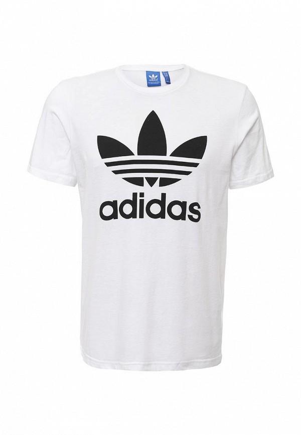 Футболка с надписями Adidas Originals (Адидас Ориджиналс) AJ8828: изображение 1