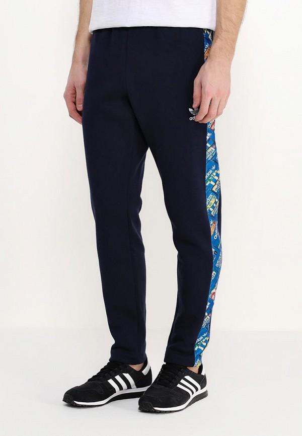 Мужские спортивные брюки Adidas Originals (Адидас Ориджиналс) AJ9516: изображение 3