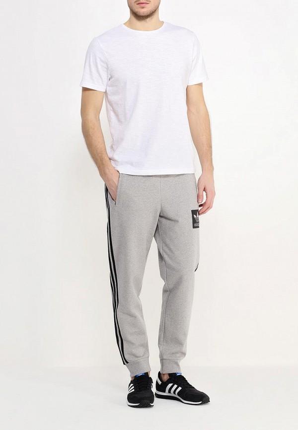 Мужские спортивные брюки Adidas Originals (Адидас Ориджиналс) AJ9523: изображение 2