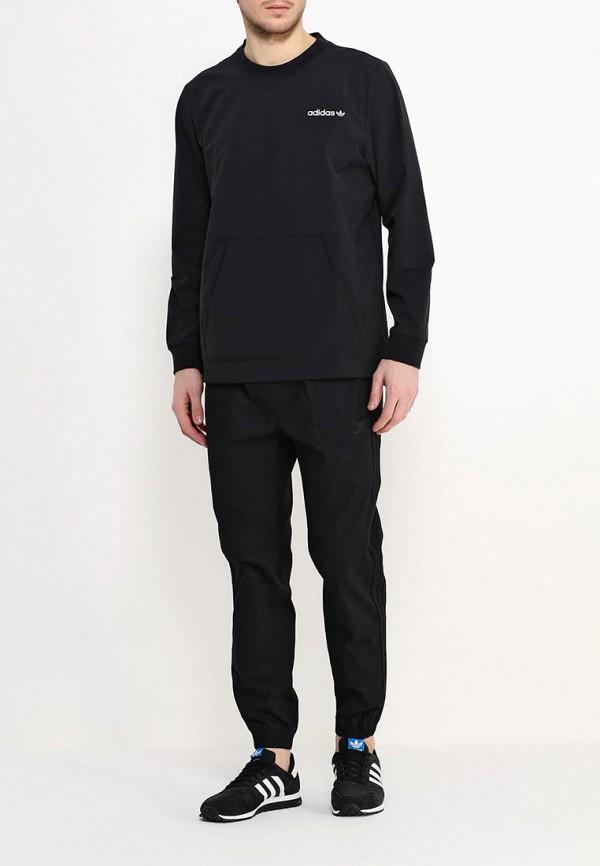 Мужские повседневные брюки Adidas Originals (Адидас Ориджиналс) AO0945: изображение 2