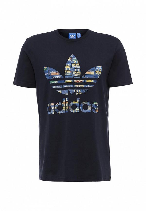 Футболка с коротким рукавом Adidas Originals (Адидас Ориджиналс) AJ6916: изображение 1
