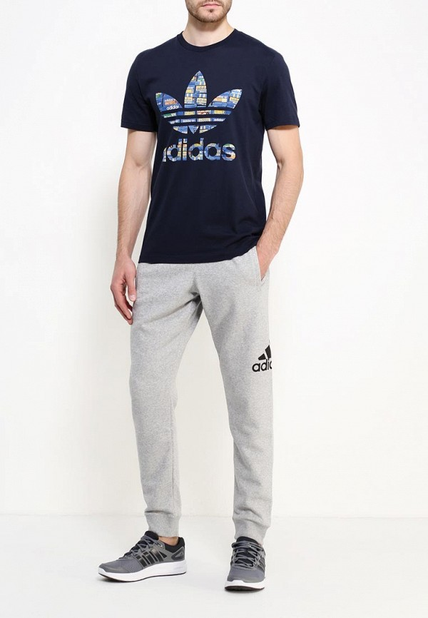 Футболка с коротким рукавом Adidas Originals (Адидас Ориджиналс) AJ6916: изображение 3