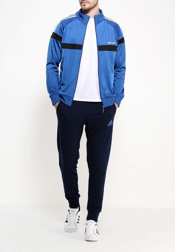 Олимпийка Adidas Originals (Адидас Ориджиналс) AJ6945: изображение 3