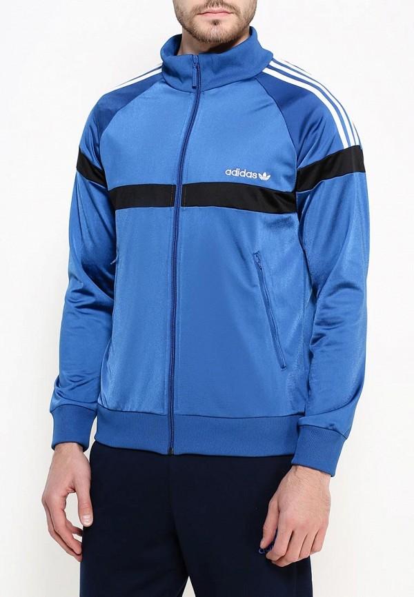 Олимпийка Adidas Originals (Адидас Ориджиналс) AJ6945: изображение 4