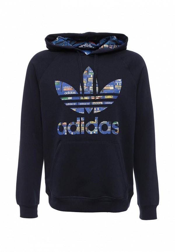 Мужские худи Adidas Originals (Адидас Ориджиналс) AJ6968