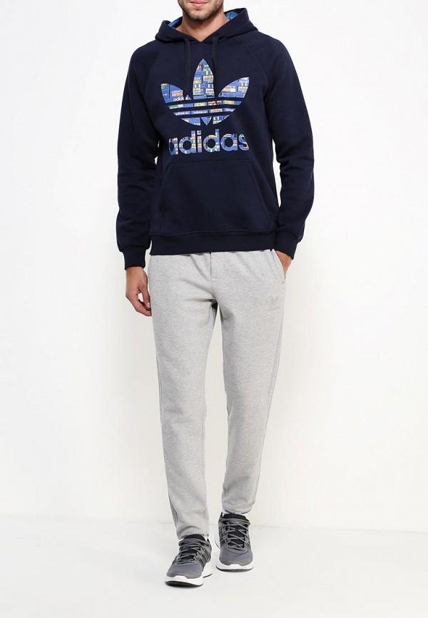 Мужские худи Adidas Originals (Адидас Ориджиналс) AJ6968: изображение 2