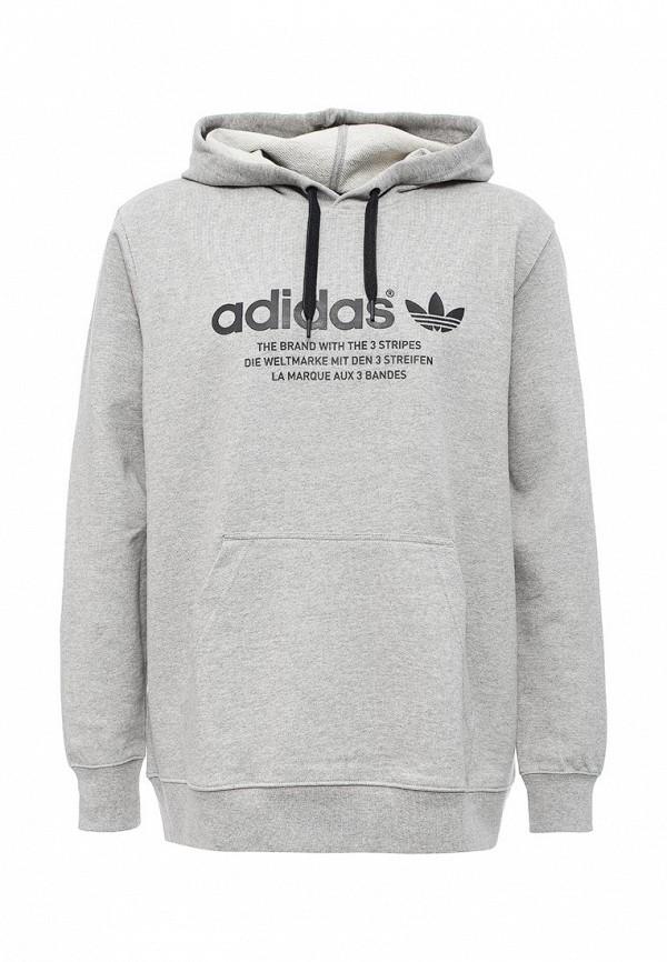 Мужские худи Adidas Originals (Адидас Ориджиналс) AJ7249
