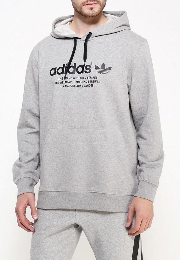 Мужские худи Adidas Originals (Адидас Ориджиналс) AJ7249: изображение 3