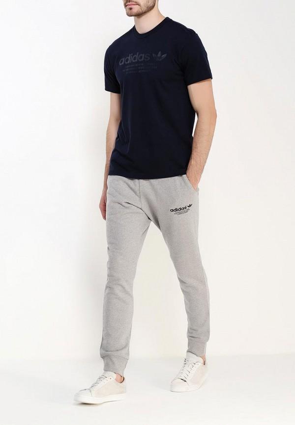 Мужские спортивные брюки Adidas Originals (Адидас Ориджиналс) AJ7255: изображение 2