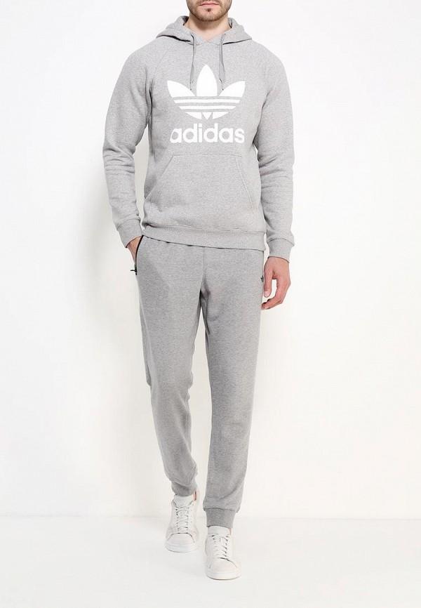 Мужские спортивные брюки Adidas Originals (Адидас Ориджиналс) AJ7448: изображение 2