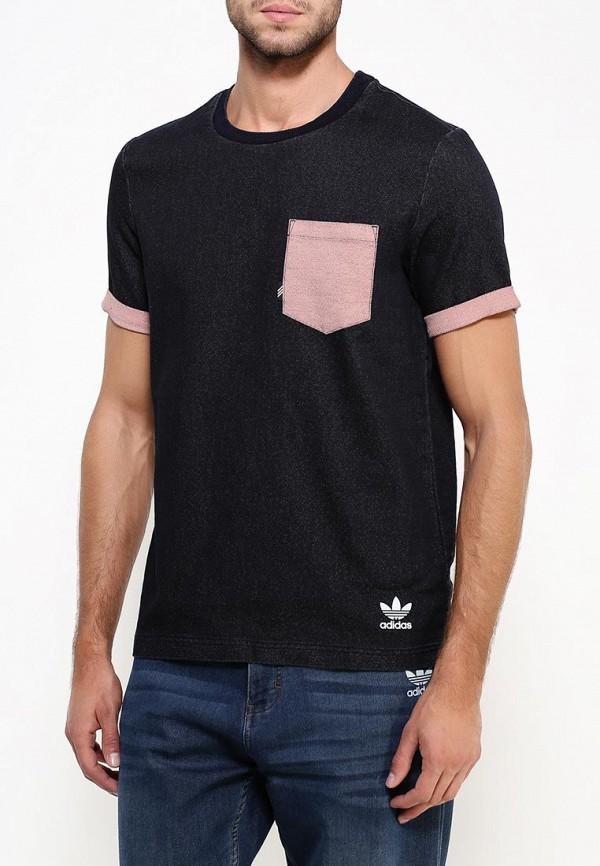 Футболка с коротким рукавом Adidas Originals (Адидас Ориджиналс) AJ7725: изображение 3