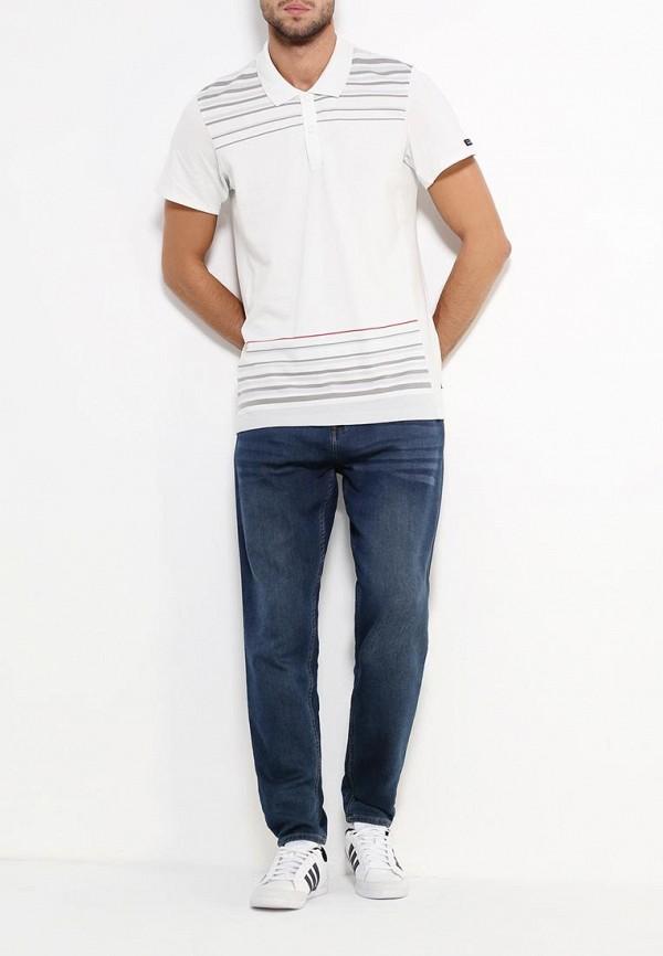 Мужские поло Adidas Originals (Адидас Ориджиналс) AJ8115: изображение 2