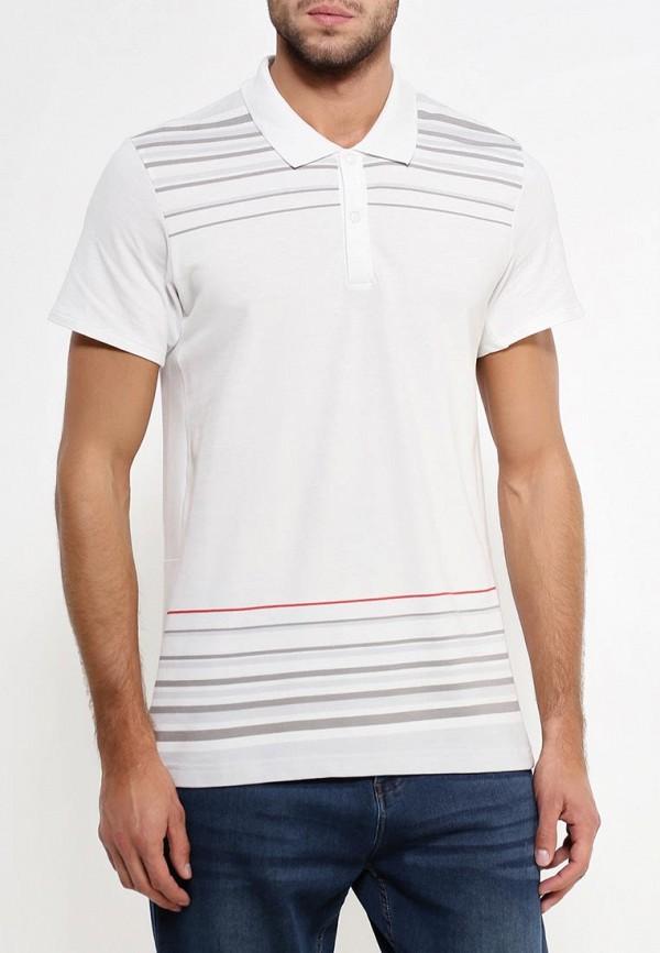 Мужские поло Adidas Originals (Адидас Ориджиналс) AJ8115: изображение 3