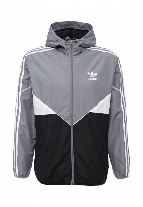 Ветровка Adidas Originals (Адидас Ориджиналс) AY7728: изображение 2