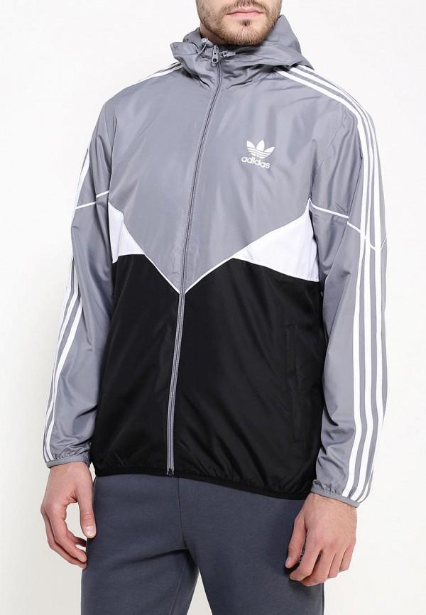 Ветровка Adidas Originals (Адидас Ориджиналс) AY7728: изображение 4