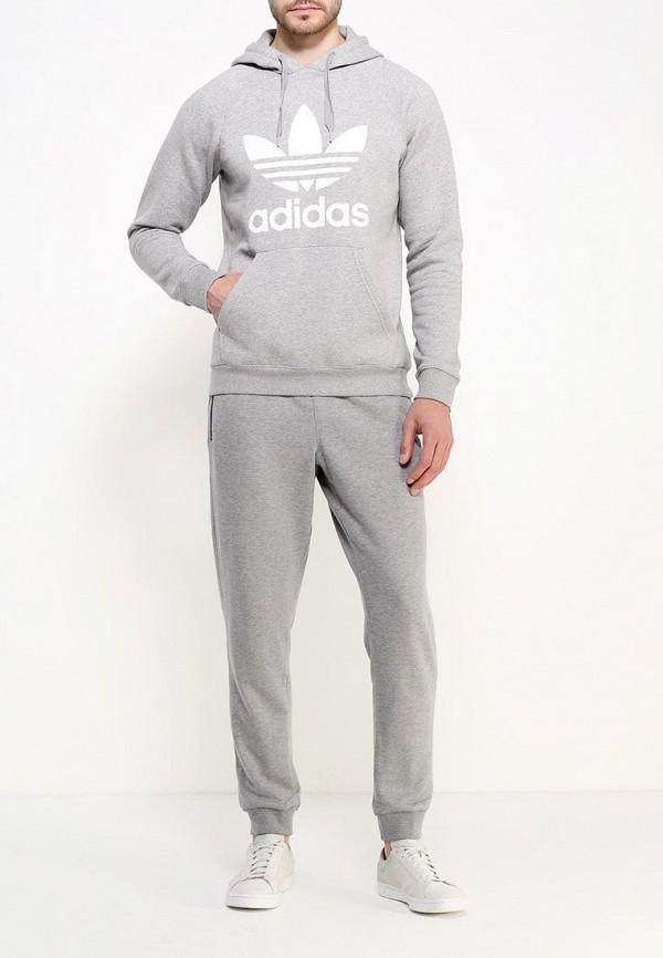 Мужские худи Adidas Originals (Адидас Ориджиналс) AY6472: изображение 3