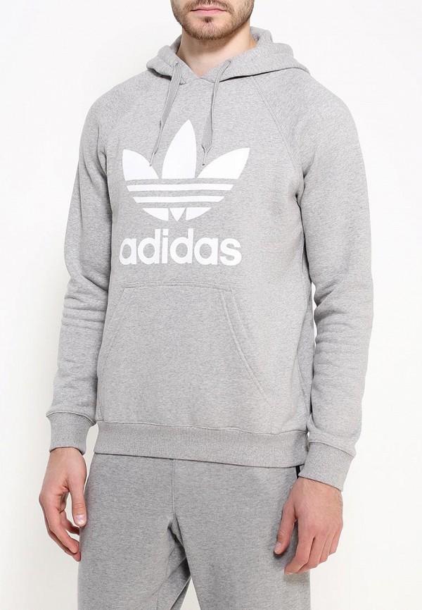 Мужские худи Adidas Originals (Адидас Ориджиналс) AY6472: изображение 4
