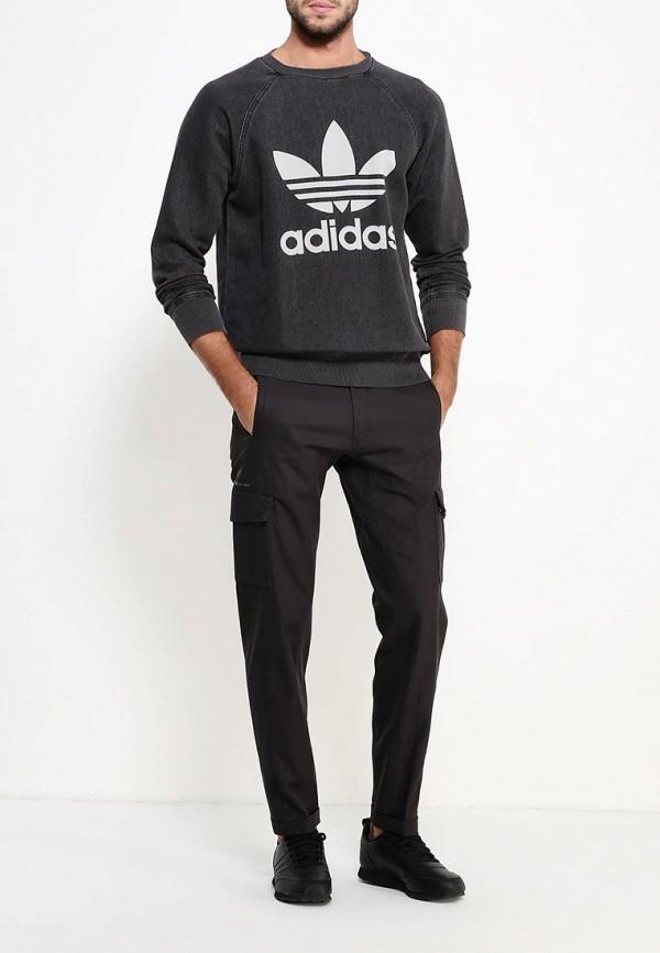 Мужские повседневные брюки Adidas Originals (Адидас Ориджиналс) AY6921: изображение 2