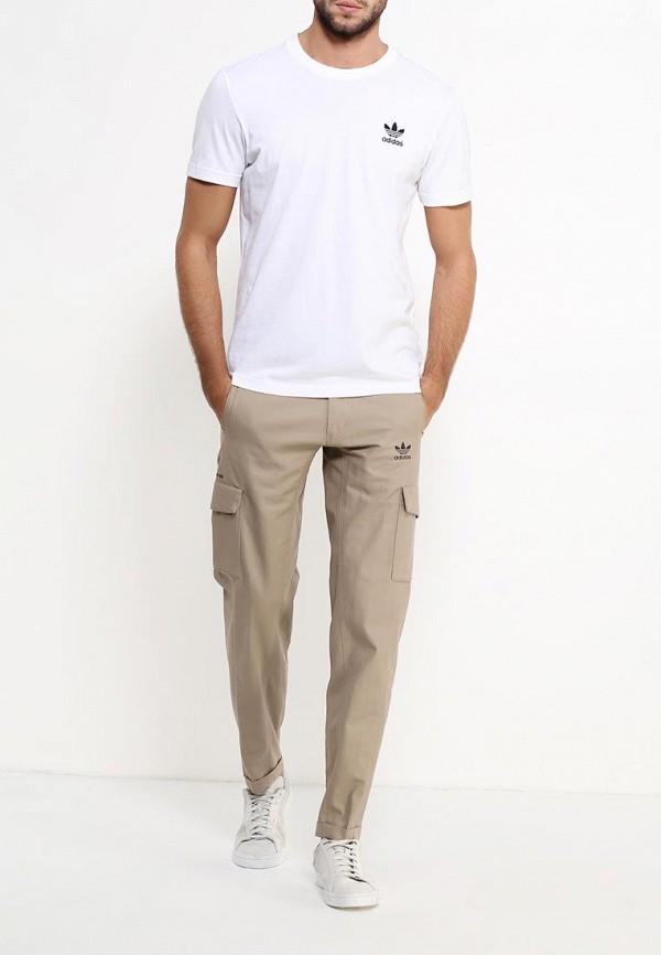 Мужские повседневные брюки Adidas Originals (Адидас Ориджиналс) AY6936: изображение 2