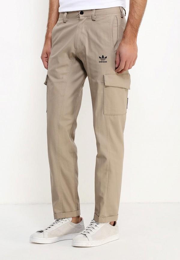 Мужские повседневные брюки Adidas Originals (Адидас Ориджиналс) AY6936: изображение 3
