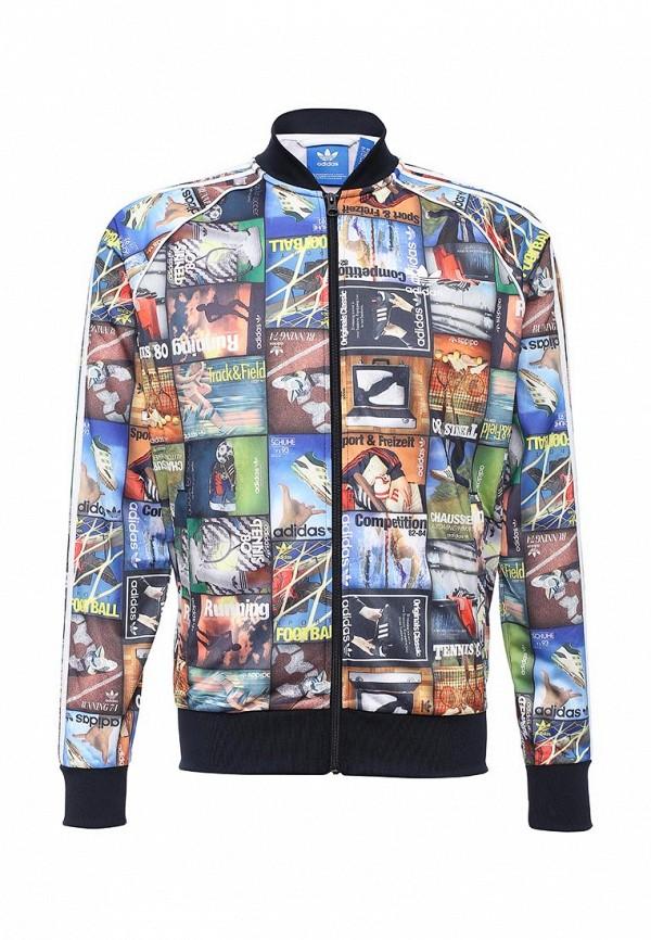 Олимпийка Adidas Originals (Адидас Ориджиналс) AY7772: изображение 2