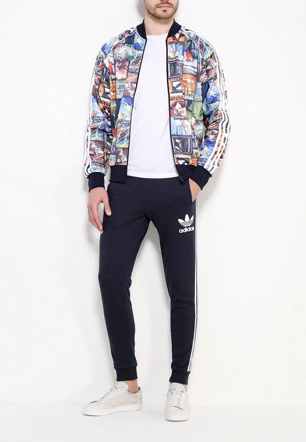 Олимпийка Adidas Originals (Адидас Ориджиналс) AY7772: изображение 3