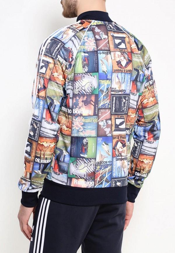Олимпийка Adidas Originals (Адидас Ориджиналс) AY7772: изображение 5
