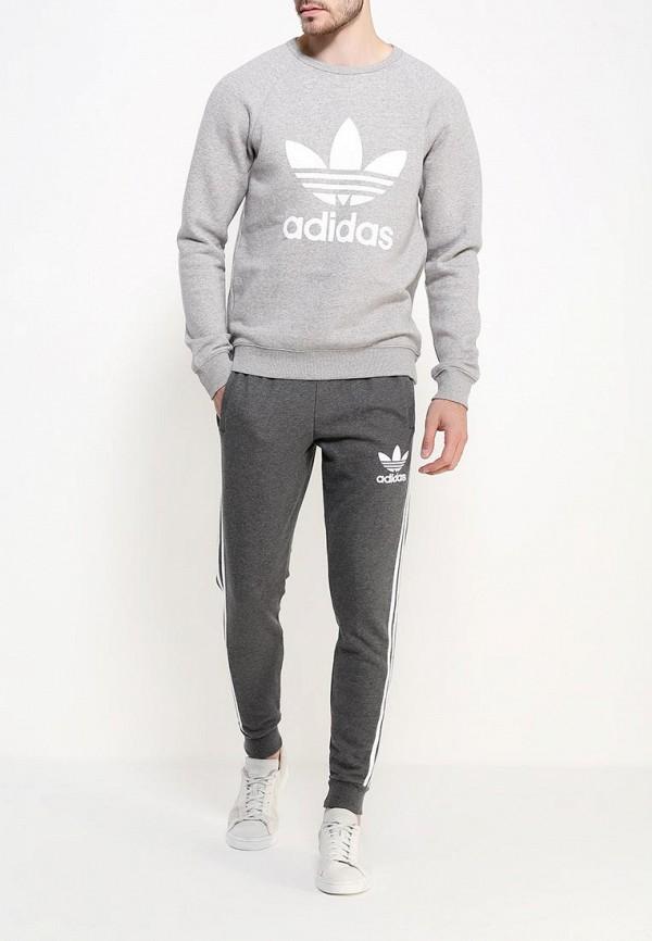 Мужские спортивные брюки Adidas Originals (Адидас Ориджиналс) AY7782: изображение 2