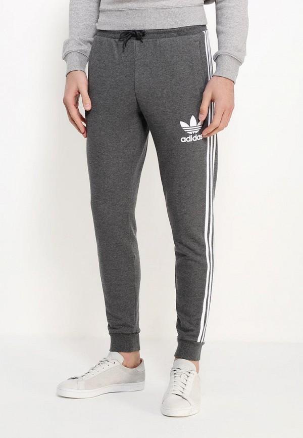 Мужские спортивные брюки Adidas Originals (Адидас Ориджиналс) AY7782: изображение 3