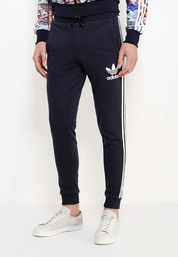 Мужские спортивные брюки Adidas Originals (Адидас Ориджиналс) AY7783: изображение 3