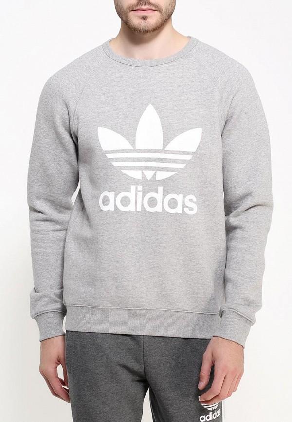 Толстовка Adidas Originals (Адидас Ориджиналс) AY7792: изображение 4