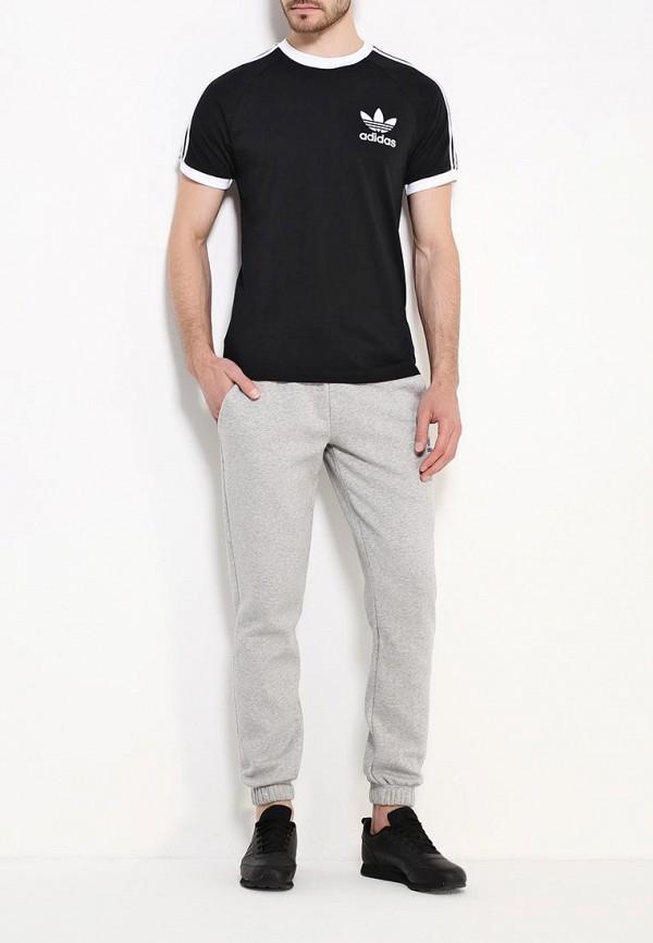 Мужские спортивные брюки Adidas Originals (Адидас Ориджиналс) AY8437: изображение 2