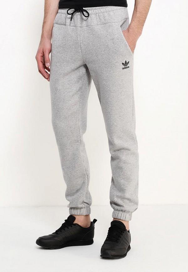 Мужские спортивные брюки Adidas Originals (Адидас Ориджиналс) AY8437: изображение 3