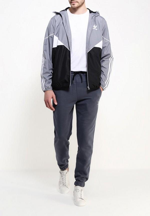 Мужские спортивные брюки Adidas Originals (Адидас Ориджиналс) AY8438: изображение 2
