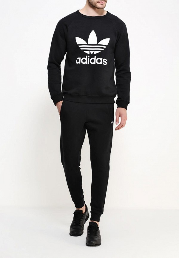 Мужские спортивные брюки Adidas Originals (Адидас Ориджиналс) AZ1114: изображение 2