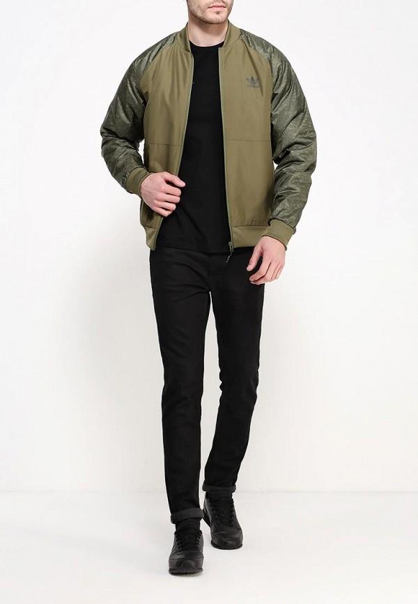 Куртка Adidas Originals (Адидас Ориджиналс) AY8418: изображение 2