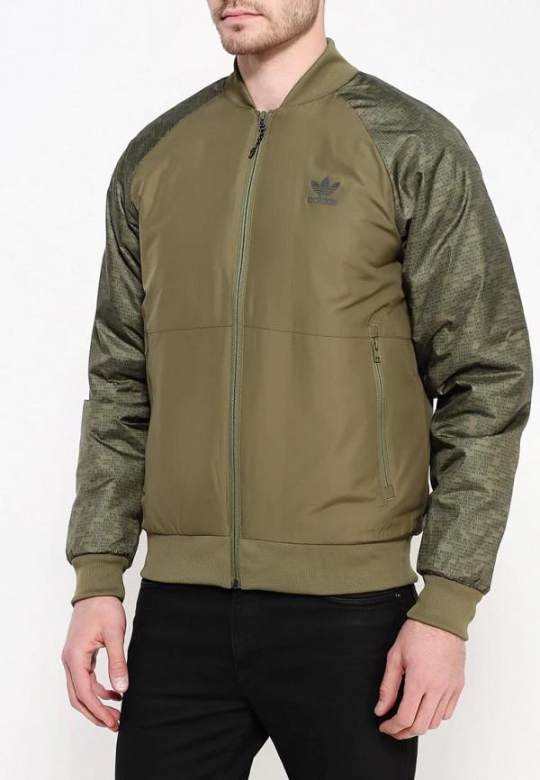 Куртка Adidas Originals (Адидас Ориджиналс) AY8418: изображение 3