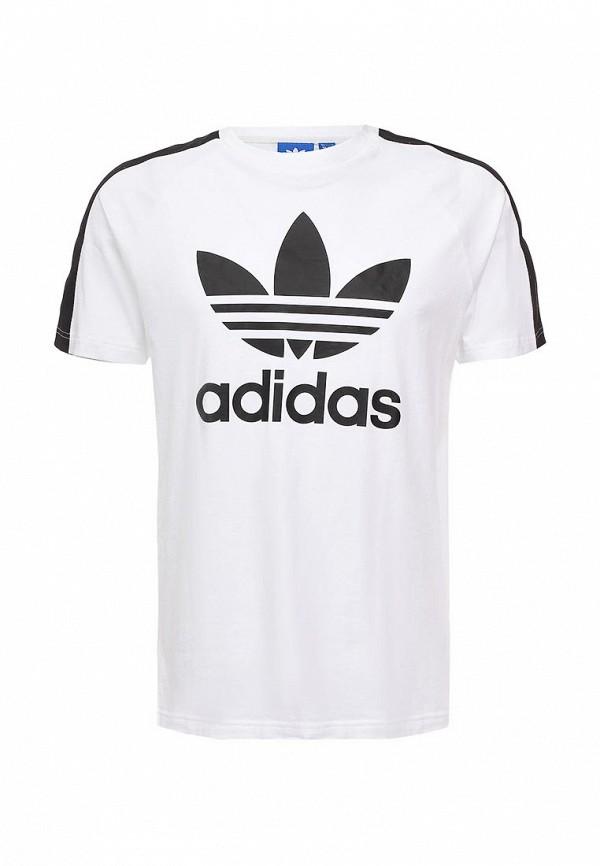 Футболка adidas Originals adidas Originals AD093EMQIK76 футболка adidas originals adidas originals ad093emqik93