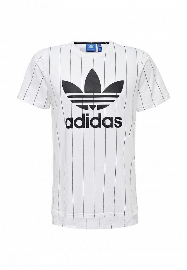 Футболка adidas Originals adidas Originals AD093EMQIL07 футболка adidas originals adidas originals ad093emqik93