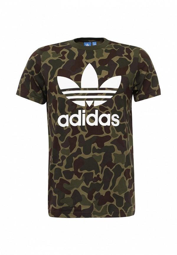 Футболка adidas Originals adidas Originals AD093EMQIL19 футболка adidas originals adidas originals ad093ewunq55