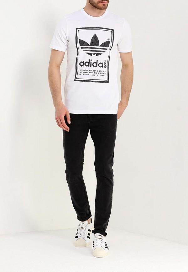 Фото Футболка adidas Originals. Купить с доставкой